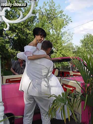 На свадьбе саши и наташи